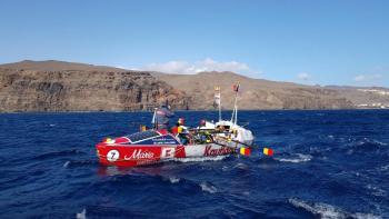 Atlantic 4, prima echipă de români care pleacă în Atlantic Challenge