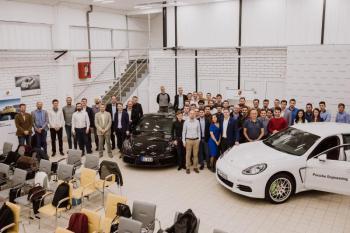 Porsche Engineering a lansat un program de Masterat la Universitatea Tehnică din Cluj-Napoca