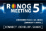 Conferința RONOG 5 la final